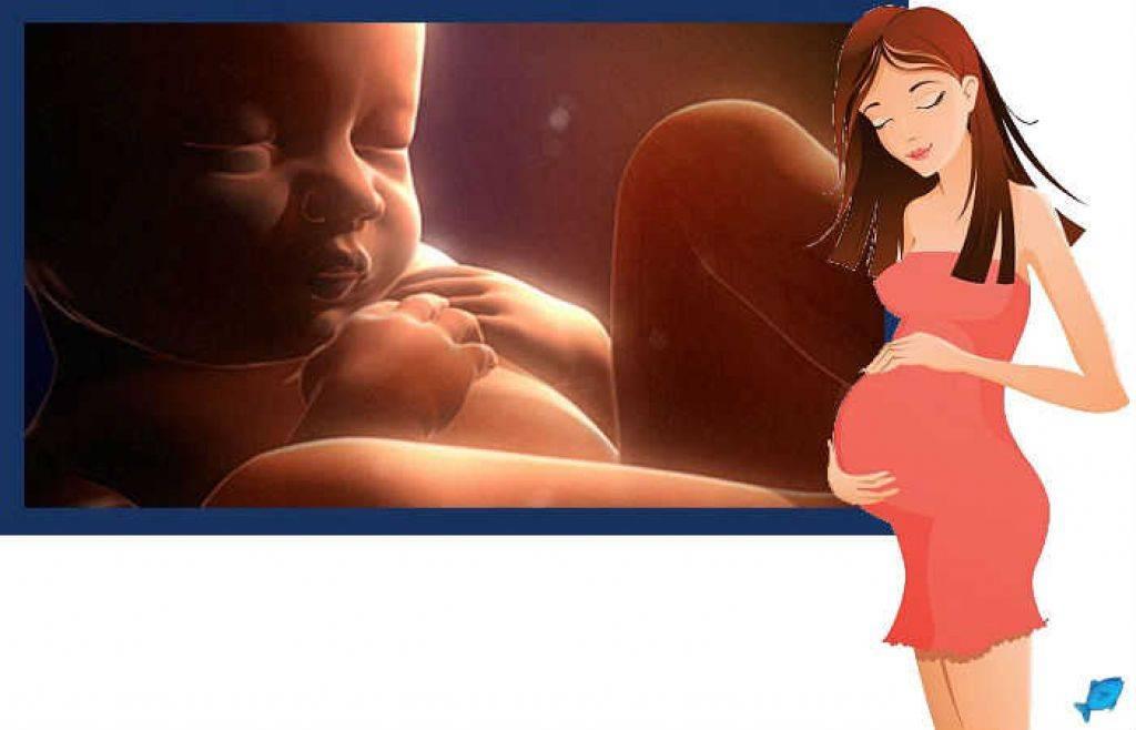 Можно ли повредить ребенка в животе?