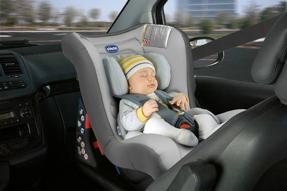Штраф за перевозку детей без кресла в машине в 2021 году