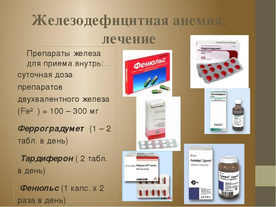Лечение анемии у детей   клиника семейный доктор