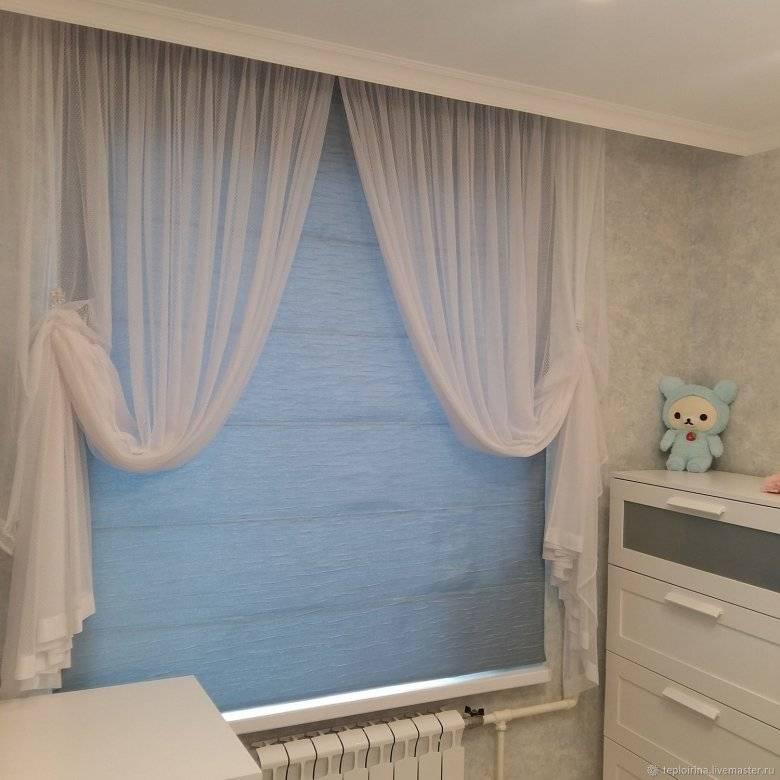 Выбор жалюзи и штор в детскую комнату для мальчика и девочки