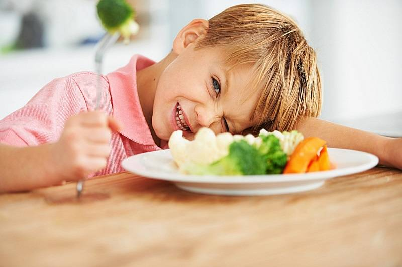 Как приучить ребенка есть мясо?!? - страна мам