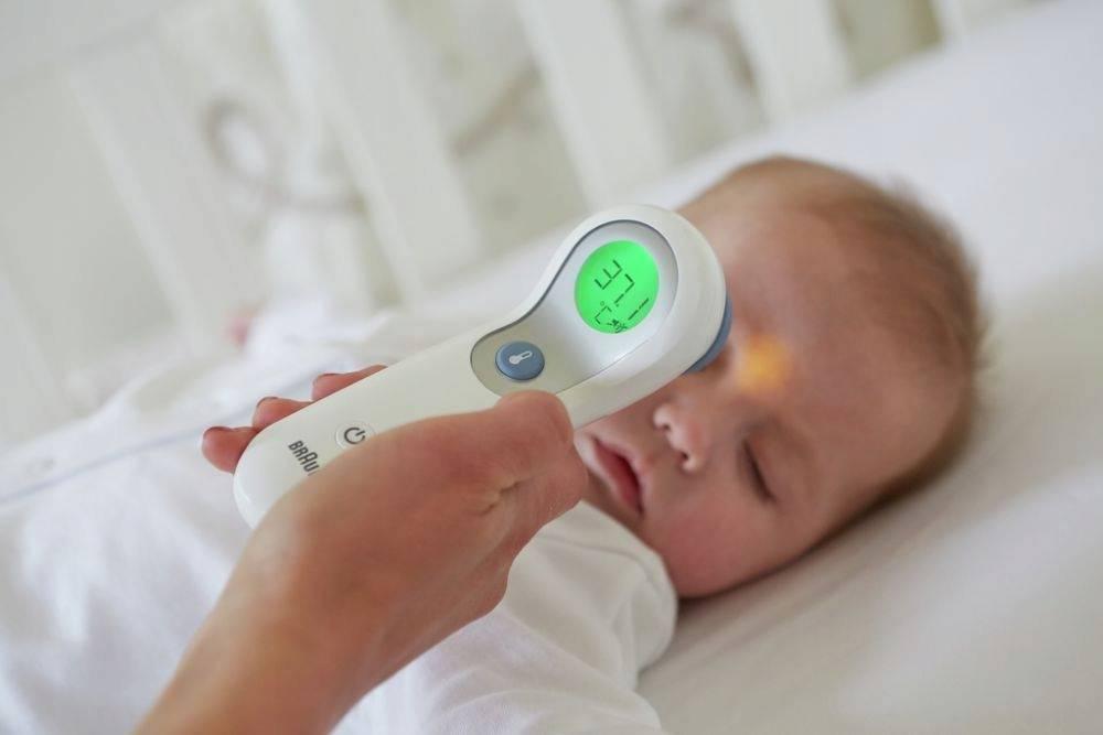 Как мерить температуру грудничкам? способы, рекомендации и отзывы