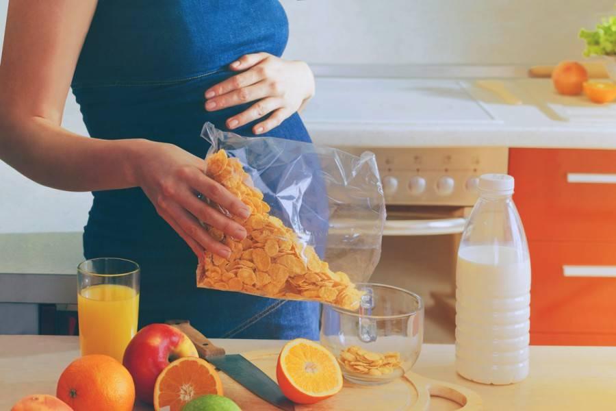 Топ-10 полезных продуктов, необходимых при беременности