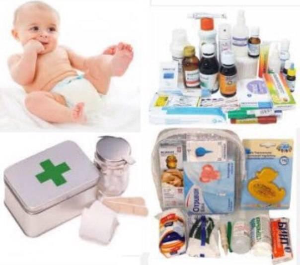 Аптечка для новорожденного: список самых необходимых лекарств и предметов личной гигиены от комаровского, бесплатные лекарства