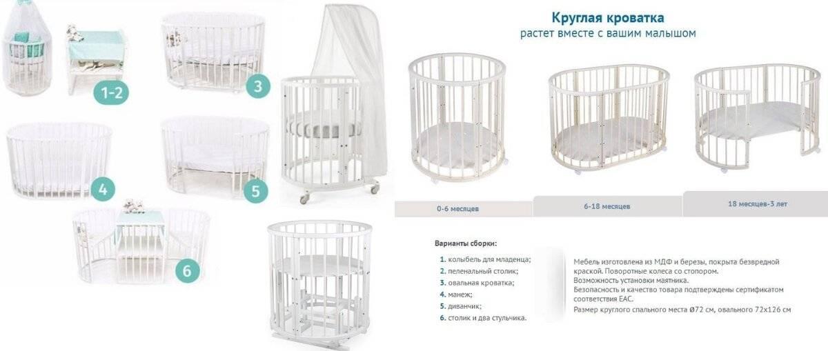 Кроватки для двойняшек: 20 современных вариантов