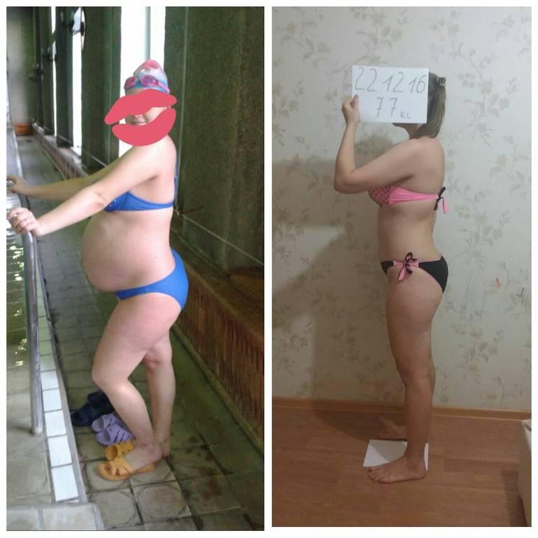 Потеря веса после родов: что делать и как вернуть вес | momslab