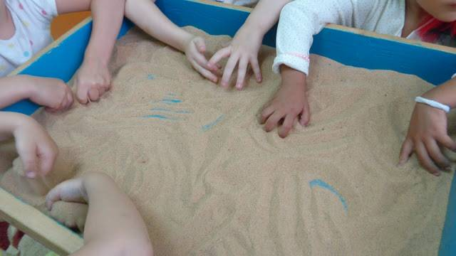Мастер-класс для педагогов доу «песочная терапия». воспитателям детских садов, школьным учителям и педагогам - маам.ру