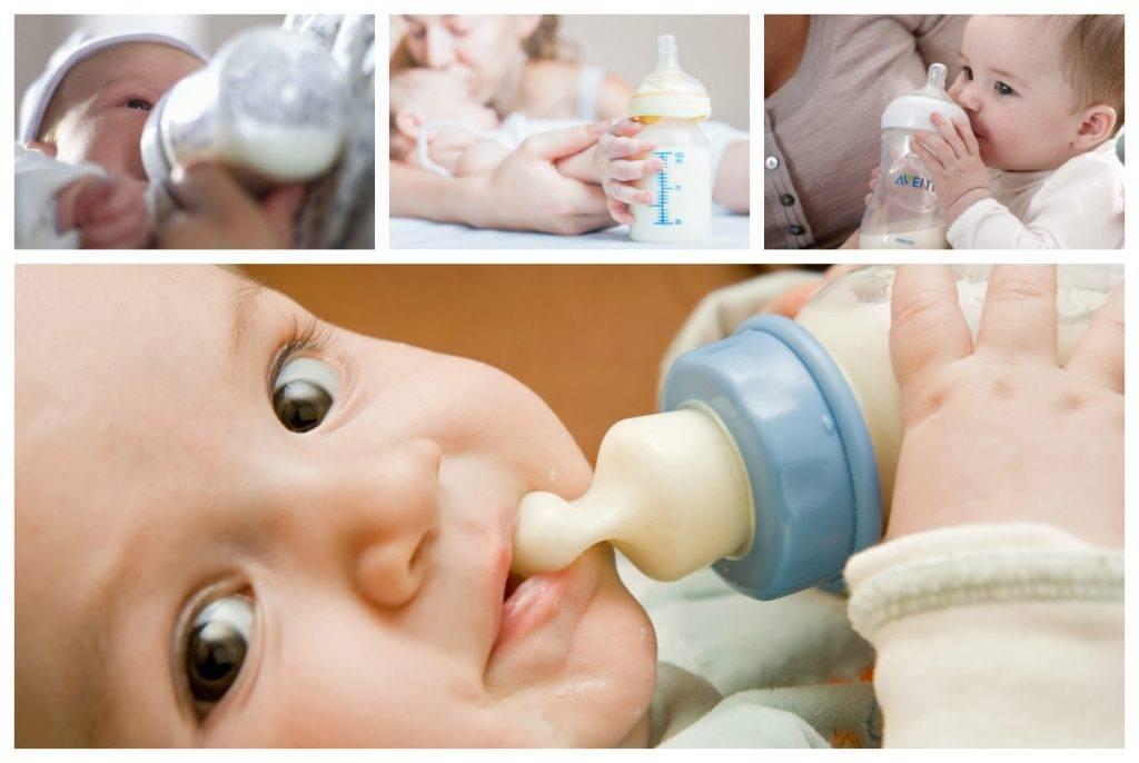 Как правильно кормить новорожденного ребенка из бутылочки: алгоритм, техника и правила - врач 24/7