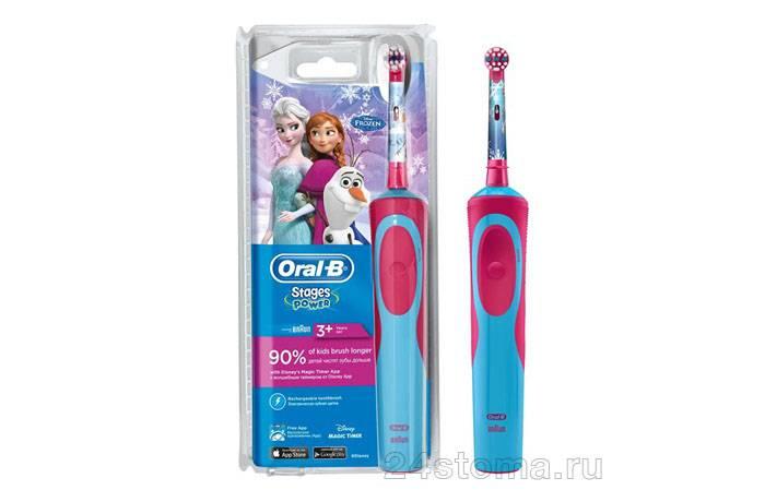 Электрическая зубная щетка для детей от 3-7 лет на батарейках: обзор лучших | покупки | vpolozhenii.com