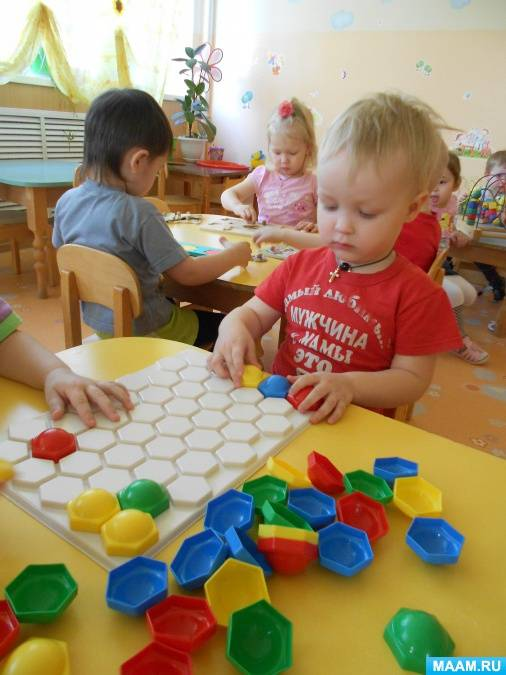 Сенсорное развитие и воспитание. сенсорика в младшей группе