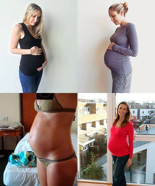 Эмоции и настроение на 8 месяце беременности — медицинский женский центр в москве