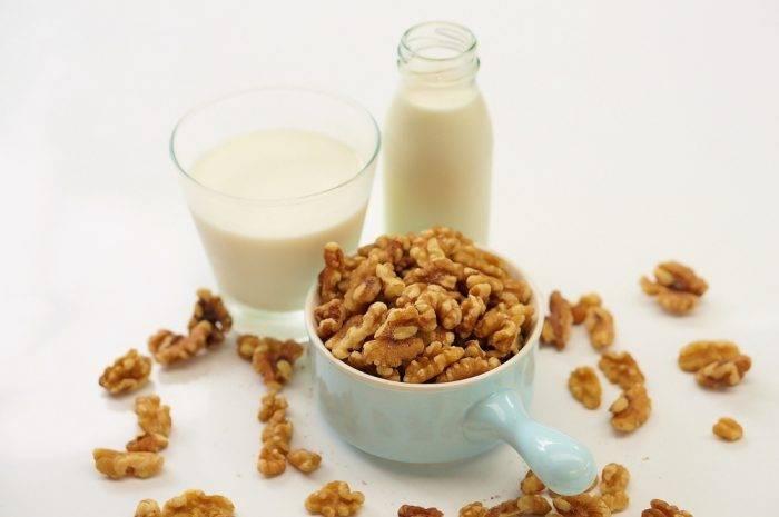 Можно ли кормящей маме грецкие орехи?   уроки для мам