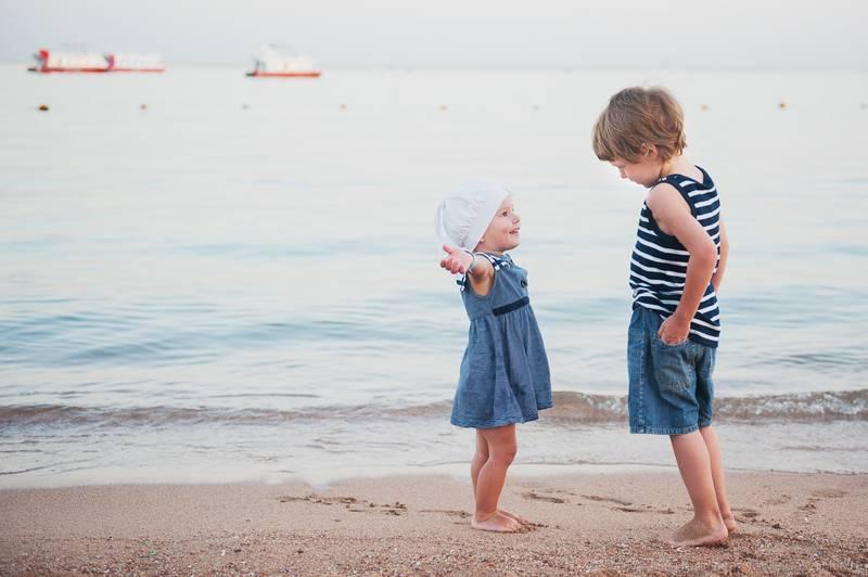 Список вещей на море с ребенком, что взять в отпуск