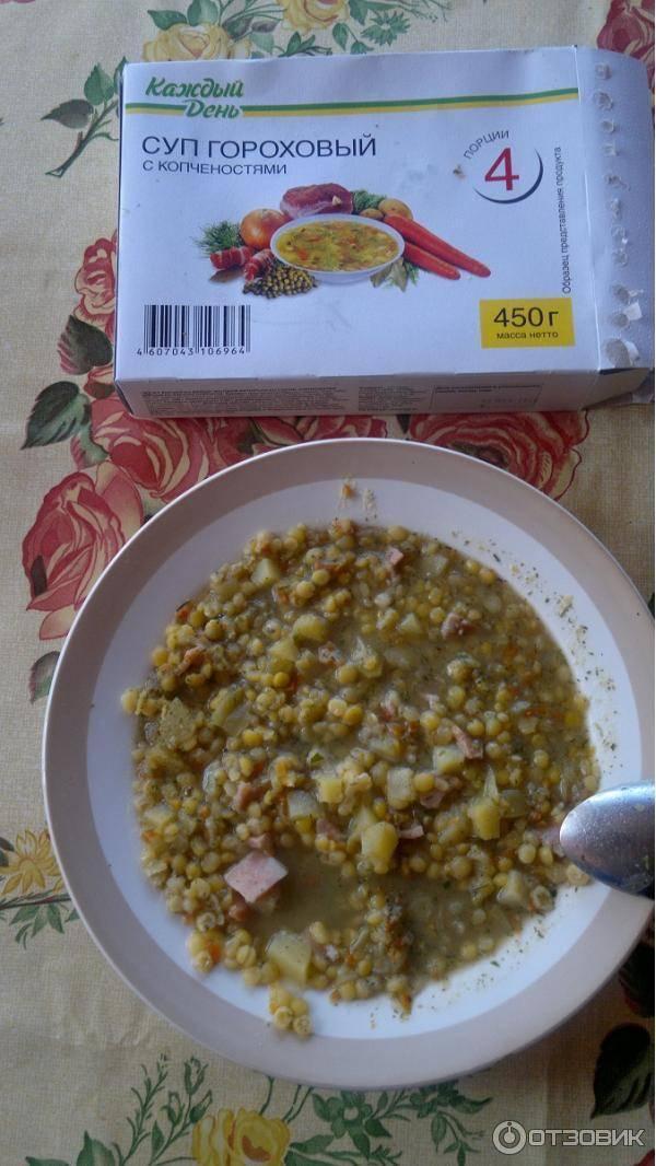 Можно ли есть гороховый суп кормящей маме - ребенок