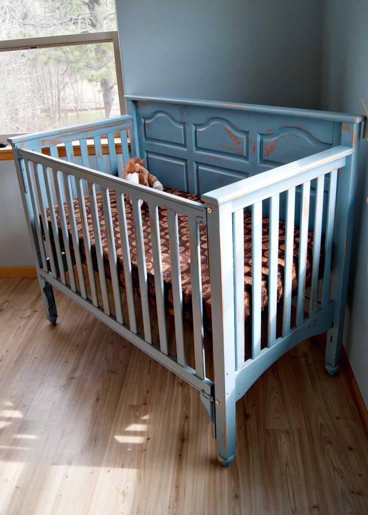 Покрасить кровать из дерева. чем можно покрасить кроватку новорожденного: выбор безопасного покрытия для реставрации старой деревянной кровати