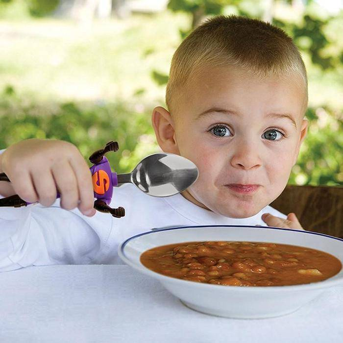 Ребенок не ест овощи. что делать?
