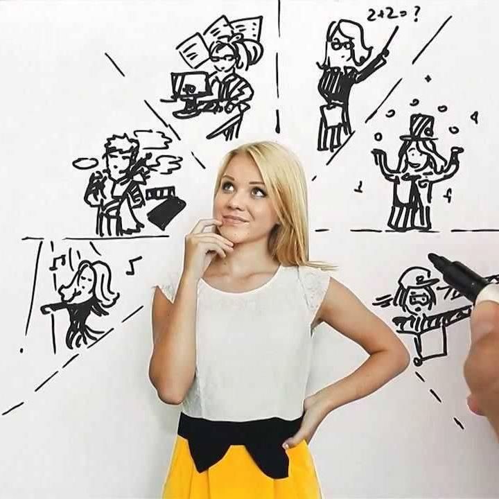 Семь ошибок, которые мешают выбрать профессию по душе