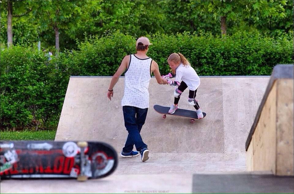 Советы начинающему скейтбордисту