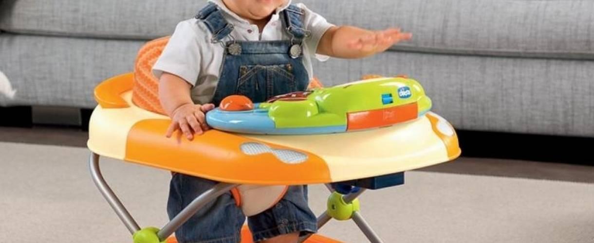 Нужны ли ходунки для ребенка: с какого возраста можно сажать детей в тренажер, польза и вред от покупки - врач 24/7