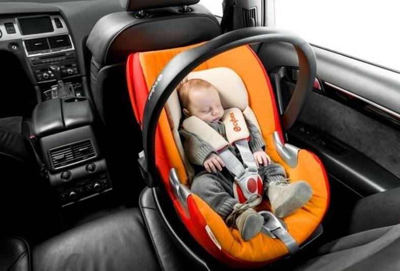 Автолюлька для новорожденных: как правильно выбрать детскую переноску по типу крепления и цене