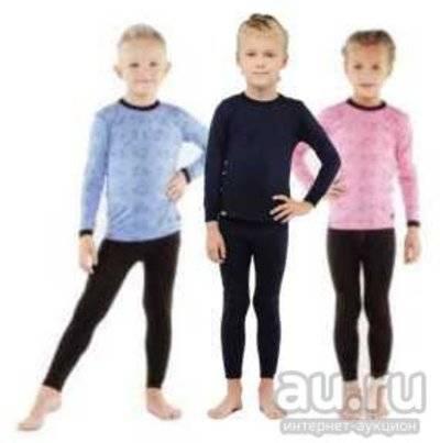 Как выбрать термобелье для детей на зиму: виды, лучшие модели