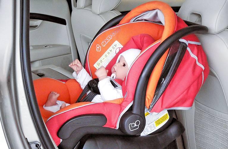 Какое выбрать автокресло для новорожденного: топ-11 моделей автокресел, цены и отзывы