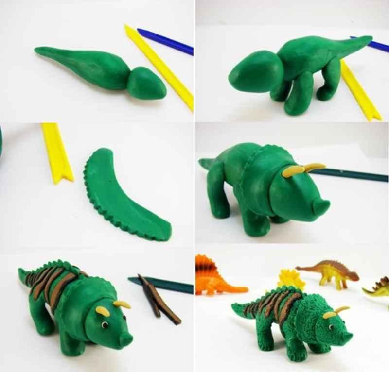 Конспект занятия по лепке (пластилинография) для детей 4–5 лет «рыбки»