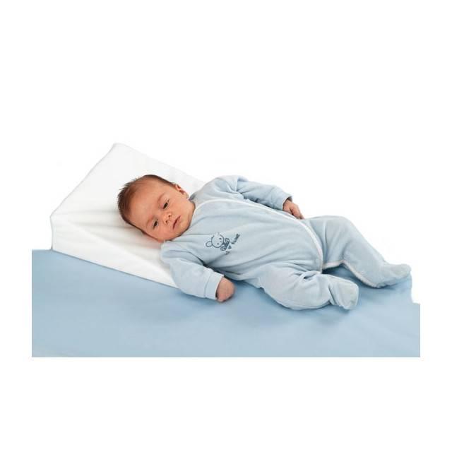 Как сделать подушку для младенца своими руками