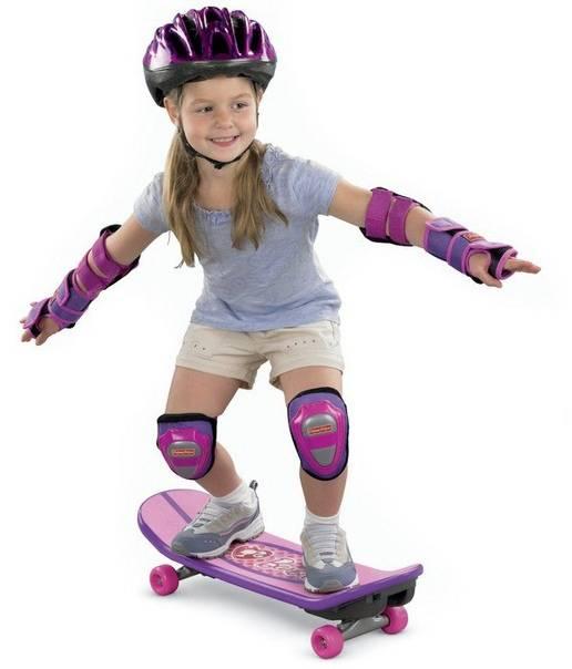 Как выбрать скейтборд для ребенка?