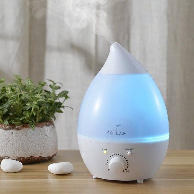 Увлажнитель воздуха для детей: какой лучше? [рейтинг 2019]