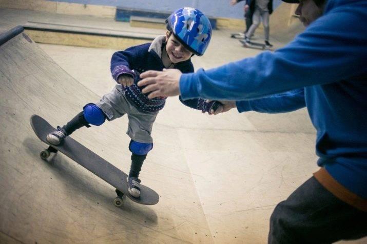 Как научиться кататься на скейте с нуля?