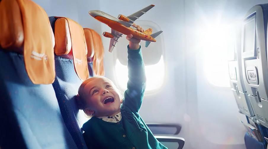 Полет с ребенком с авиаперевозчиком россия
