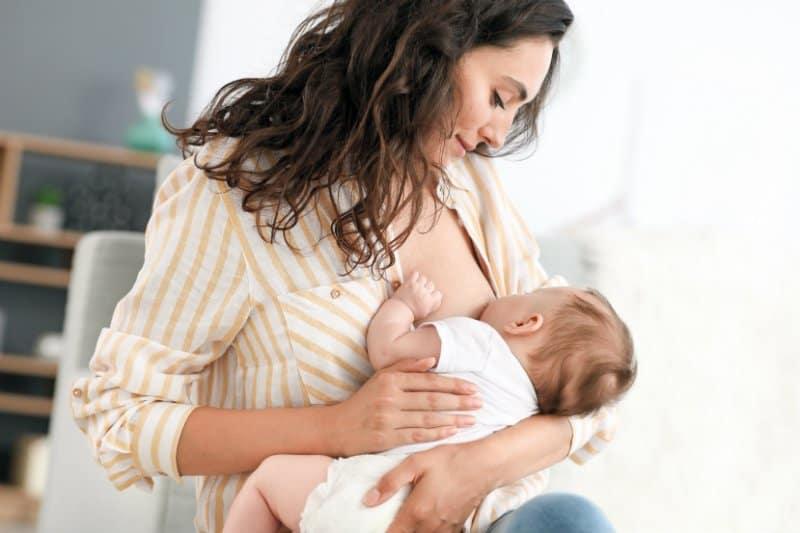 Признаки когда грудь застудила при грудном вскармливании