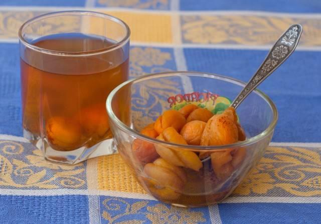 Компот кормящей маме: готовим из ягод, свежих и засушенных фруктов