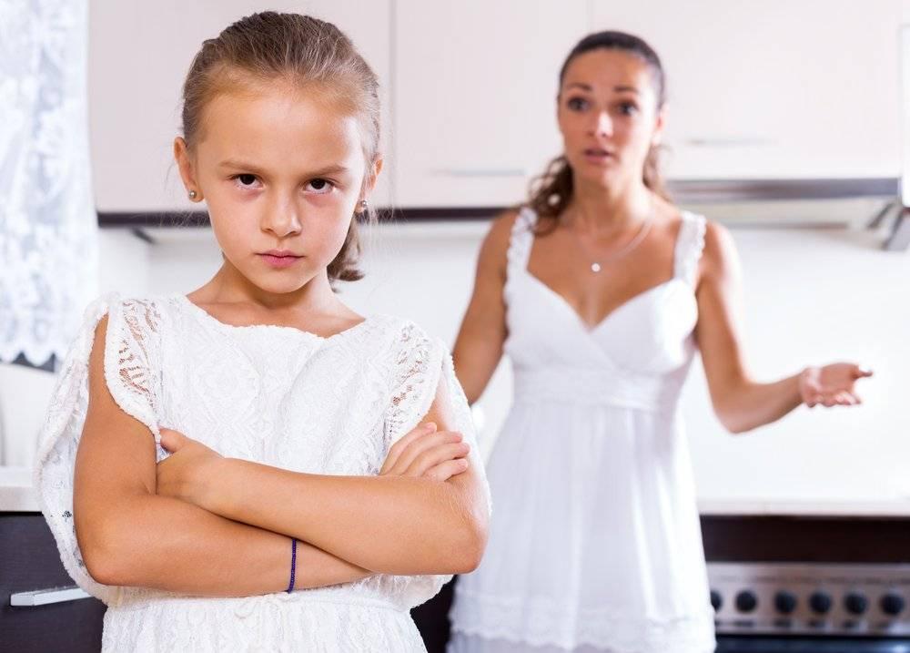 Подросток хамит: что делать родителям?