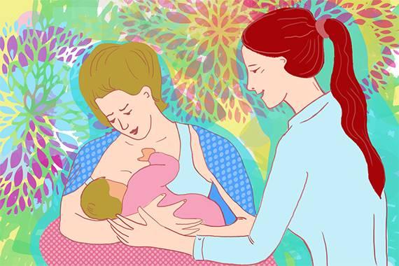 Грудное вскармливание: все о правильном кормлении грудью