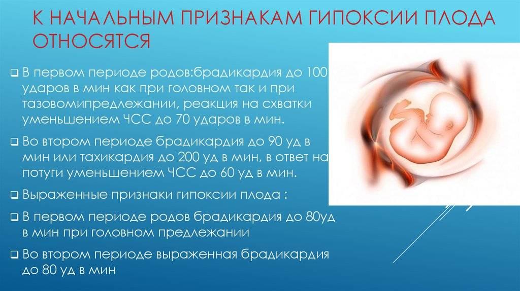 Брадикардия у плода при беременности: причины, диагностика, тактика