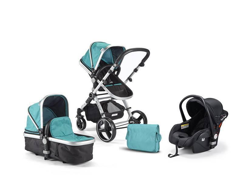 Рейтинг детских колясок 3 в 1: лучшие модели по цене и качеству