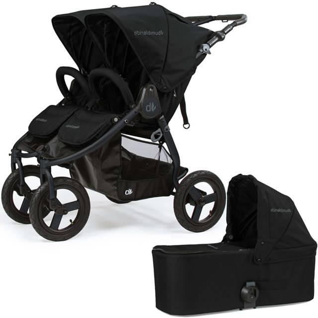 Прогулочные коляски для двойни: обзор моделей и советы по выбору