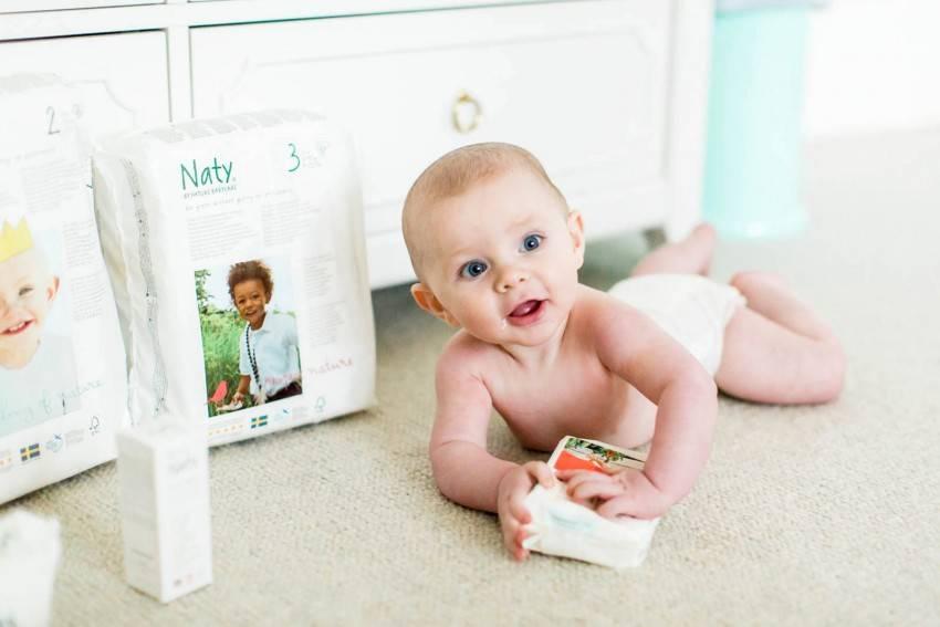 Как отучить ребенка от памперса | nestlé baby