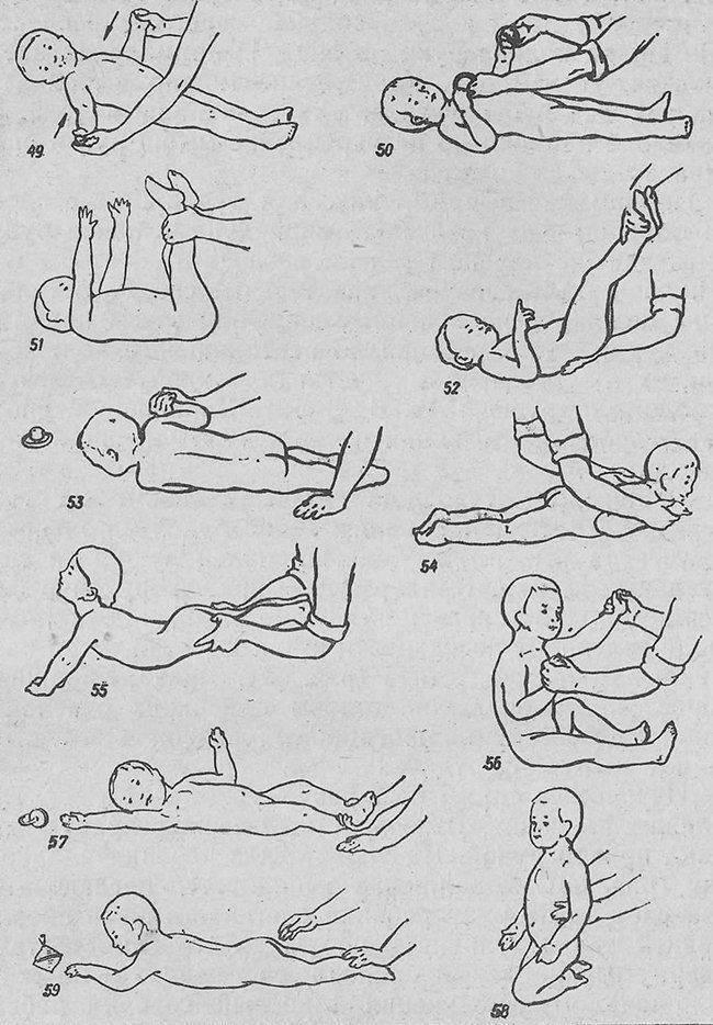 Архивы возраст 9-12 месяцев ⋆ школа детского массажа елены гореликовой