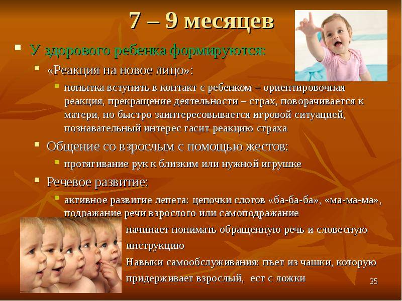 Каким становится малыш в 10 месяцев: особенности развития и питания ребенка