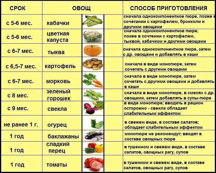 Морковь при грудном вскармливании: можно ли и в каком виде