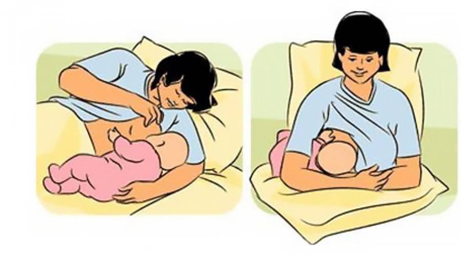 Когда приходит молоко после кесарева сечения: как наладить лактацию, кормление грудью