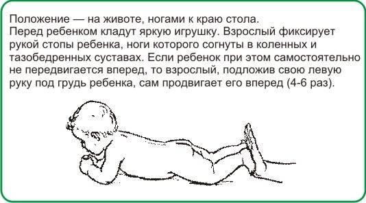 С какого возраста выкладывать малыша на животик или когда новорожденного можно класть на живот: возраст, время и условия