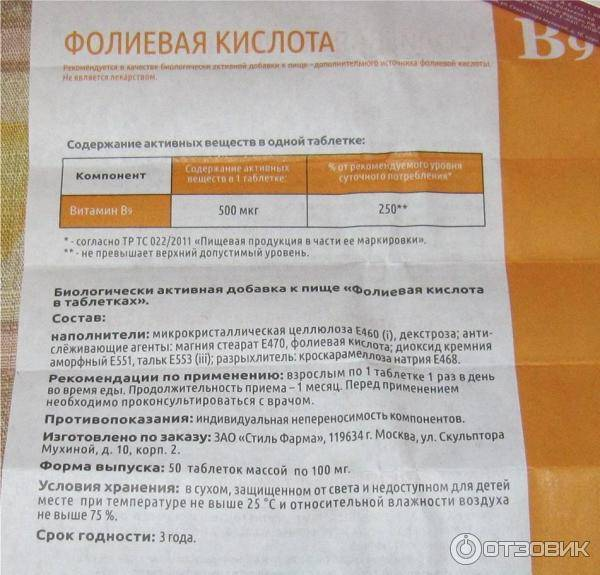 """Витамины при планировании беременности   клиника """"центр эко"""" в москве"""