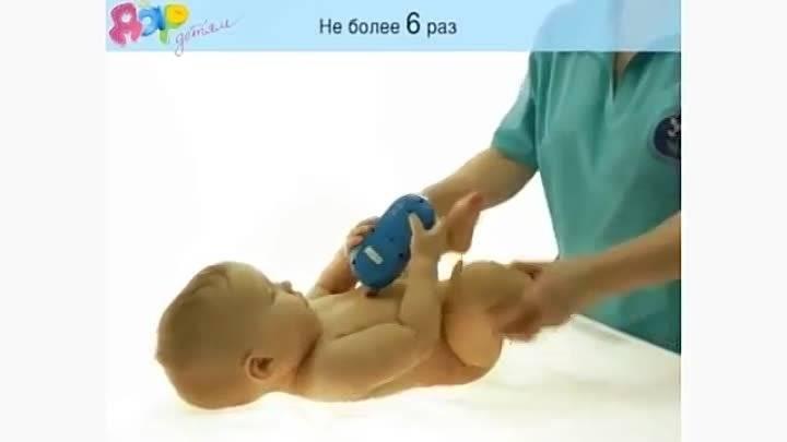 Гимнастика для ребенка 8 месяцев - видео, примеры упражнений