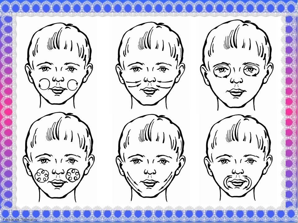 Логопедический массаж для детей в домашних условиях: основные правила