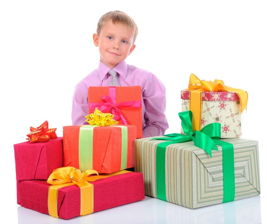 128+ идей что подарить ребенку на 7 лет (в примерах) и ещё варианты