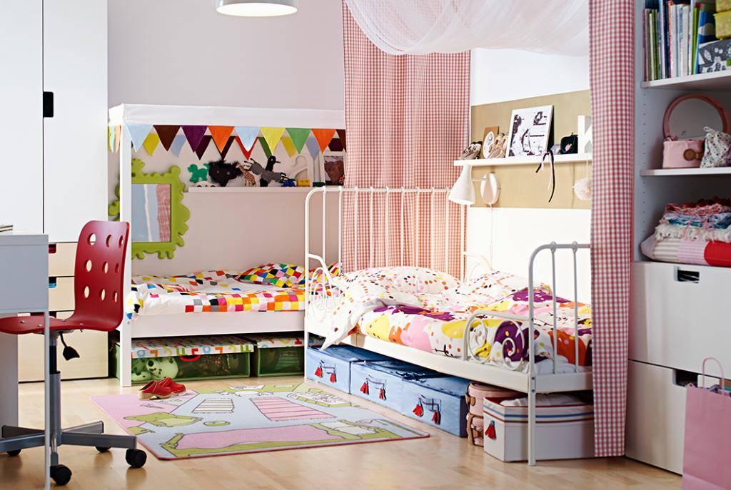 Детская мебель икеа - 55 фото лучших вариантов из каталога 2017 года